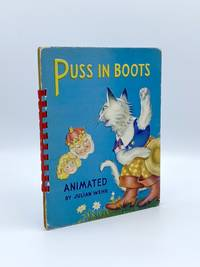 Puss in Boots. Animated