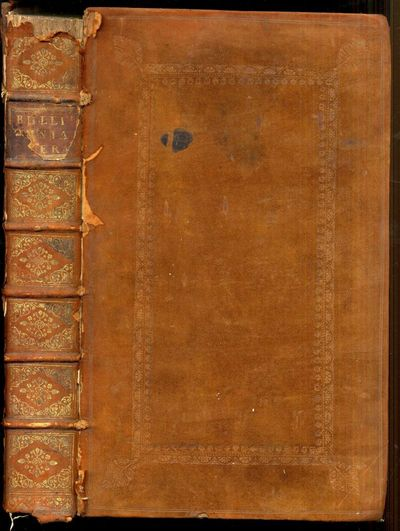 London : Guil. Bowyer, 1721. Early Edition. Full Leather. Good Condition. Bound in soft suede like l...