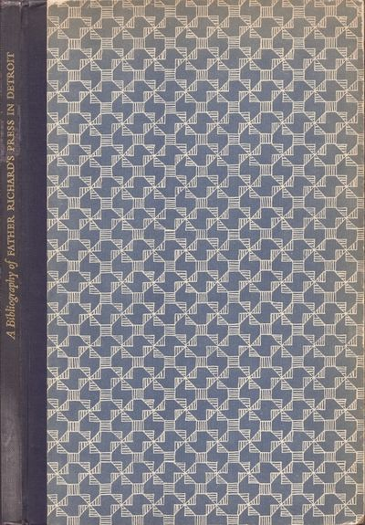 Ann Arbor: William L. Clements Library, 1955. First Edition. Hardcover. Good +. Octavo. Hardcover. B...