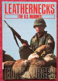image of Leathernecks. The US Marines. Elite Forces.