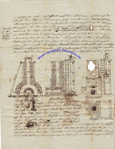 """(CANNONS). AM. 5pg. 8 ¾"""" x 11"""". No date. No place. A lengthy autograph manuscript that appears ..."""