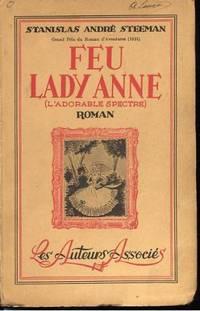 FEU LADY ANNE (l'adorable spectre)