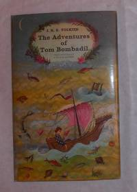 The Adventures of Tom Bombadil by  J R R (Illustrated by Pauline Baynes) TOLKIEN - 1st Edition - 1962 - from David Bunnett Books and Biblio.com
