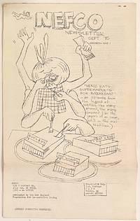 image of NEFCO Newsletter. Sept. 1975