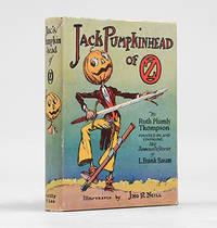 Jack Pumpkinhead of Oz.