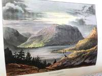 A PICTURESQUE TOUR OF THE ENGLISH LAKES, CONTAINING A DESCRIPTION OF THE MOST ROMANTIC SCENERY OF CUMBERLAND, WESTMORELAND, AND LANCASHIRE, WITH ACCOUNTS OF ANTIENT AND MODERN MANNERS AND CUSTOMS, AND ELUCIDATIONS OF THE HISTORY AND ANTIQUITIES OF THAT PART OF THE COUNTRY, &C. &C ILLUSTRATED WITH FORTY-EIGHT COLOURED VIEWS...