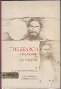 image of The Search: a Biography of Leo Tolstoy