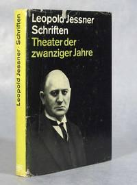 Schriften: Theater der Zwanziger Jahre