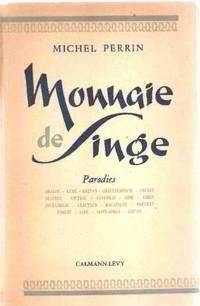 Monnaie de singe/parodies by Perrin Michel - 1952 - from philippe arnaiz (SKU: 34806)