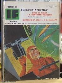 If --Worlds of Science Fiction;  September 1966, Volume 16, Number 9