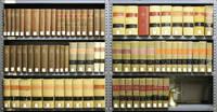 Trademark Reporter. Vols. 17 to 78 (1927-1988), in 62 books