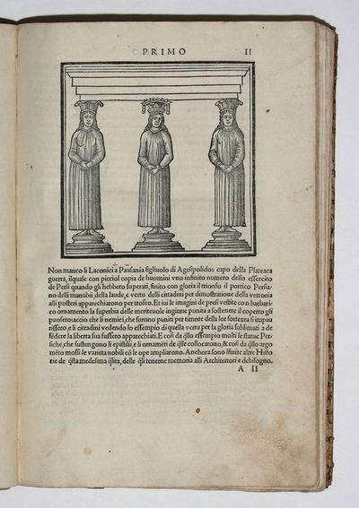 Venice: Nicolo de Aristotele detto Zoppino, 1535. Second Durantino edition of the first illustrated ...
