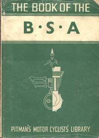 image of The Book of the B.S.A.
