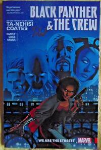 BLACK PANTHER & THE CREW (SIGNED TO THE COVER)