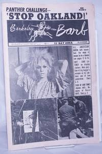 image of Berkeley Barb: vol. 6, #19 (#143) May 10-16, 1968: Panther Challenge- Stop Oakland!