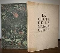 La Chute De La Maison Usher; Traduction de Ch. Baudelaire Gravures de Alexeieff by Poe, Edgar Allan - 1929