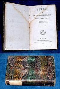 JULIE, ou la Nouvelle Heloise Tome Second (vol. II only)