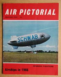 image of Air Pictorial. Journal of the Air League. November 1966.
