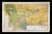 Aeronautical Map of Montana