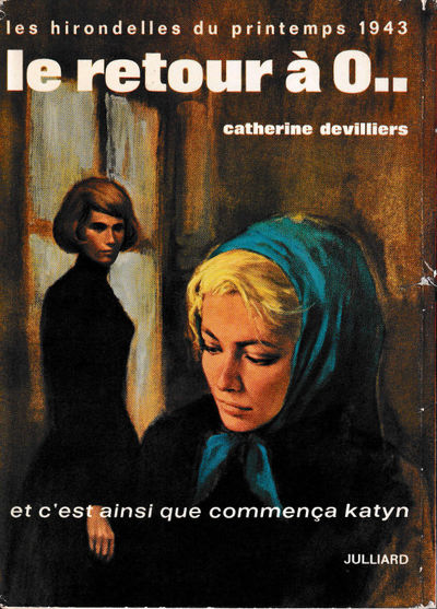 Paris: Julliard, 1964. Paperback. Very good. 266 pp. Light creasing to the spine, light edge wear an...