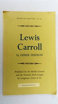 Lewis Carroll.