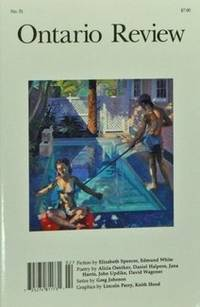 Ontario Review No. 51 (Fall/Winter 1999-2000)