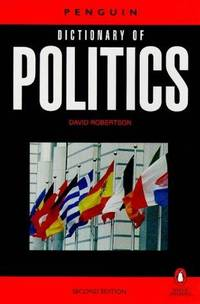 THE PENGUIN DICTIONARY OF POLITICS