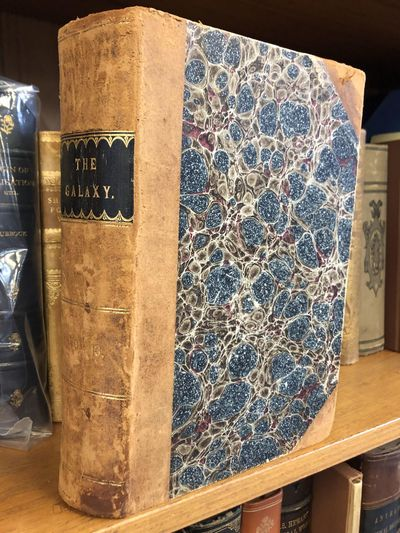 New York: Sheldon and Company, 1872. First Thus. Hardcover. Octavo, 864 pages; VG-; three-quarter ca...