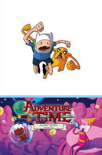image of Adventure Time: Sugary Shorts Mathematical Edition: Vol. 2