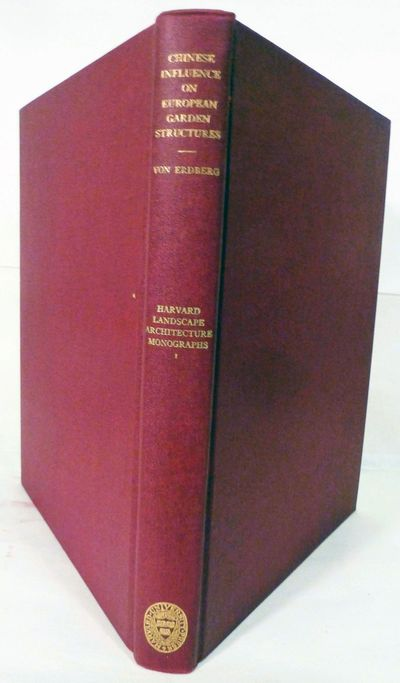 Cambridge: Harvard Univ. Press, 1936. First edition. Hardcover. Orig. brick cloth. Fine in fine, pla...