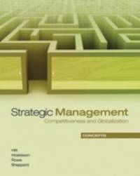 image of Strategic Management: Concepts : Competitiveness and Globalization, Second Canadian