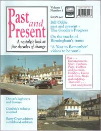 Past and Present: a Nostalgic Look at Five Decades of Change. Volume1 Number 1