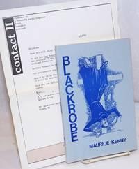Blackrobe: Isaac Jogues; B. March 11, 1604, D. October 18, 1646, poems