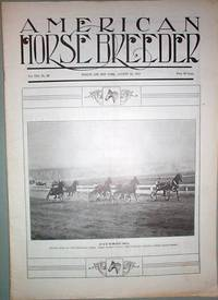 image of American Horse Breeder Magazine for August 14, 1912