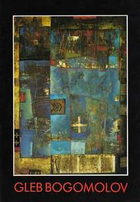 Gleb Bogomolov - Two Art Catalogue-Brochures