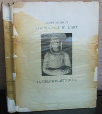 Psychologie de L'Art. La Creation Artistique by  Andre Malraux - 1st - 1949 - from The Wild Muse (SKU: 007494)