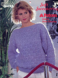 image of PATONS : SOFT SWEATERING : Diana & Solo Chunky (Patons No 17744)