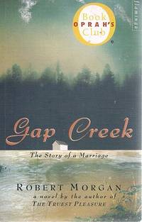 image of Gap Creek: The Story Of A Marriage