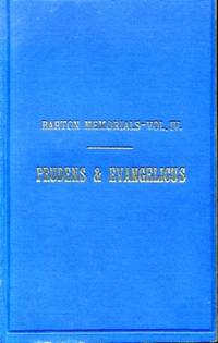 PRUDENS & EVANGELICUS; or THE RELIGIOUS ENQUIRER DIRECTED: in three dialogues (Barton Memorials volume iv)