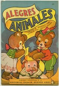 Alegres Animales (Albumes Infantiles No. 11)