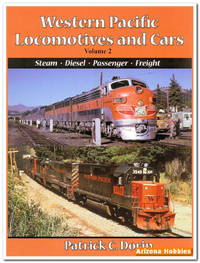 image of Western Pacific Locomotives and Cars Vol. 2