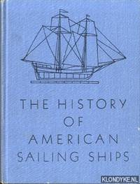 image of The History of American Sailing Ships.