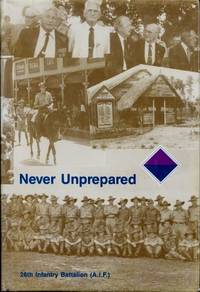 Never Unprepared : A History of the 26th Australian Infantry Battalion (AIF) 1939 - 1946