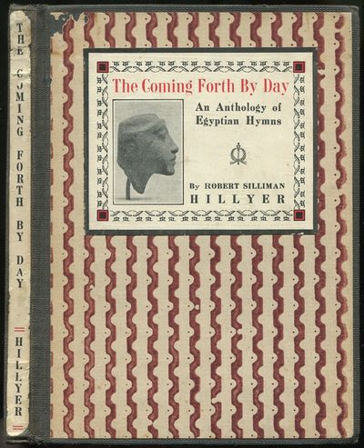 Boston: B. J. Brimmer Company, 1923. Hardcover. Near Fine. First edition. 12mo. Cloth with decorated...
