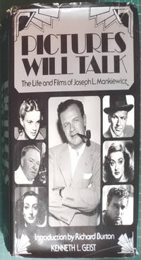 Pictures Will Talk: The Life and Films of Joseph L. Mankiewicz