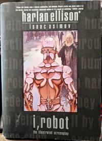 Issac Asimov's I, Robot illustrated screenplay