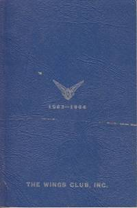 image of The Wings Club, Inc. Yearbook 1963-1964