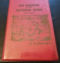 The Magician on the American Stage 1752 - 1874