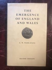 The Emergence Of England And Wales