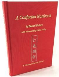 A Confucian Notebook